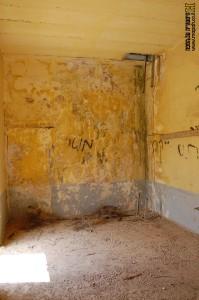 חדר קומה הראשונה של תחנת שורק - צילום: אפי אליאן
