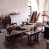 המתפרה במוזיאון אסירי המחתרות - צילום: אפי אליאן