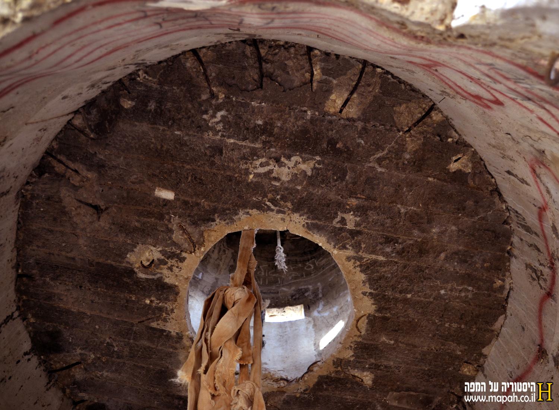 רצפת הקומה השניה במגדל הליצן - צילום: אפי אליאן
