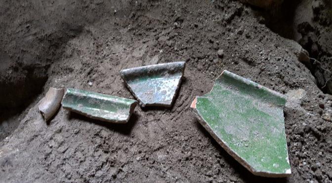 מערכת מערות עתיקה נחשפה תחת בית בכפר עילבון