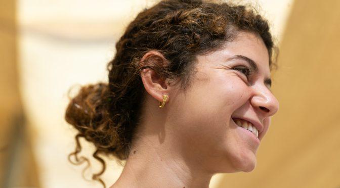 עגיל זהב בן יותר מ-2000 שנה התגלה בחפירות עיר דוד