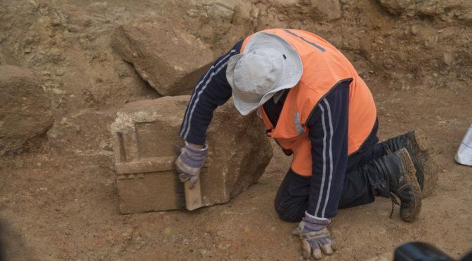 שרידי יישוב יהודי מתקופת החשמונאים נחשפו בחפירות ארכאולוגיות בירושלים