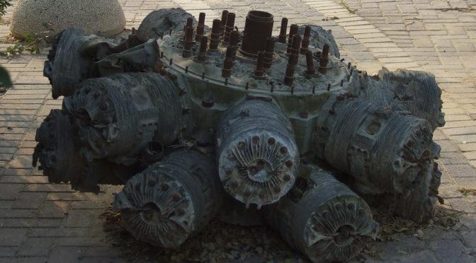 שרידי מטוס בופייטר בחולות אשדוד, עדות למתקפה על עיראק סווידאן במהלך מבצע יואב