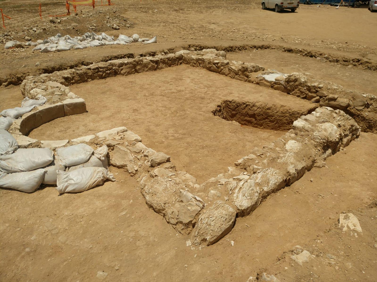 המסגד בחפירה - צילום ענת רסיוק