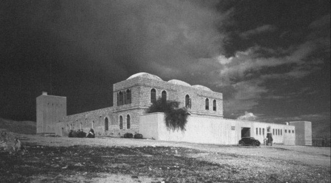 פרויקט טיגארט – משטרת הג'יפתליק – מחנה אריה (מצודת טיגארט)