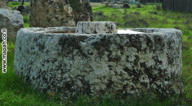 ביקור בגן הארכאולוגי כפר סבא (תל כפר סבא)