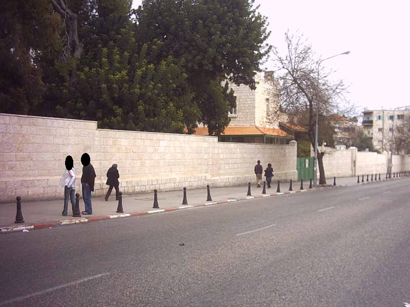 רחוב הנביאים ירושלים - צילום: אפי אליאן