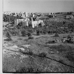 עמק המצלבה, ירושלים - מקור: ארכיון המדינה אוסף התצלומים של יהודה איזנשטארק