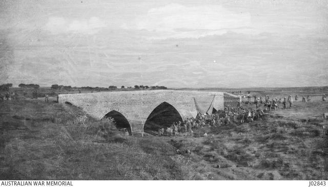 ג'סר איסדוד כפי שצולם בשנת 1917 - מקור: Smith, Francis Henry