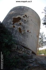 מגדל המים קיבוץ יד מרדכי - צילום: אפי אליאן