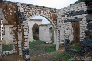 האגף השני בארמון הקיץ של האמיר - צילום: אפי אליאן