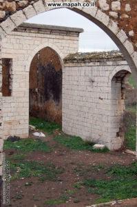 כניסה מערבית של ארמון הקיץ של האמיר - צילום: אפי אליאן
