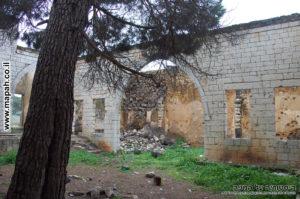 האגף השלישי בארמון הקיץ של האמיר - צילום: אפי אליאן