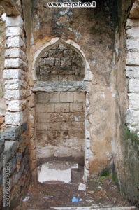 כניסה לאגף הפנימי של ארמון האמיר - צילום: אפי אליאן