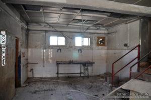 תא המטבח בדופן המזרחית - צילום: אפי אליאן