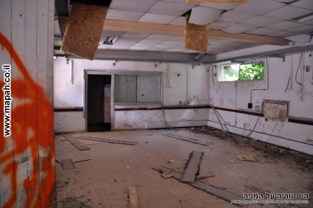 חדר האוכל השלם - משטרת מטולה - צילום: אפי אליאן