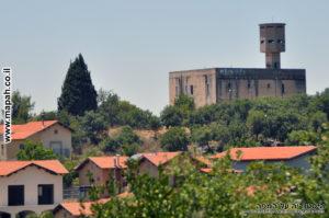 מיצדית פראדיה / מצודת שפר - צילום: אפי אליאן