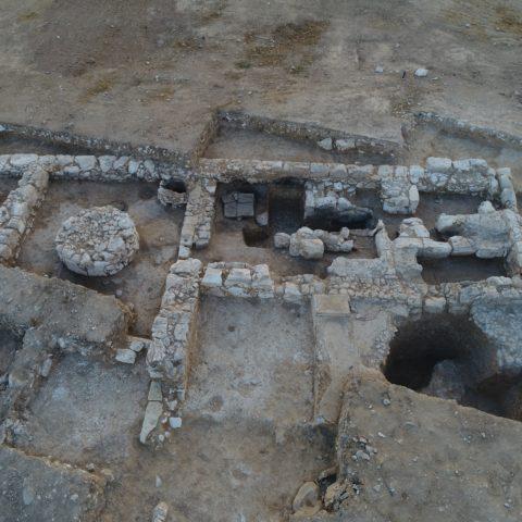 המסבנה הקדומה ביותר בארץ שנחשפה בחפירה