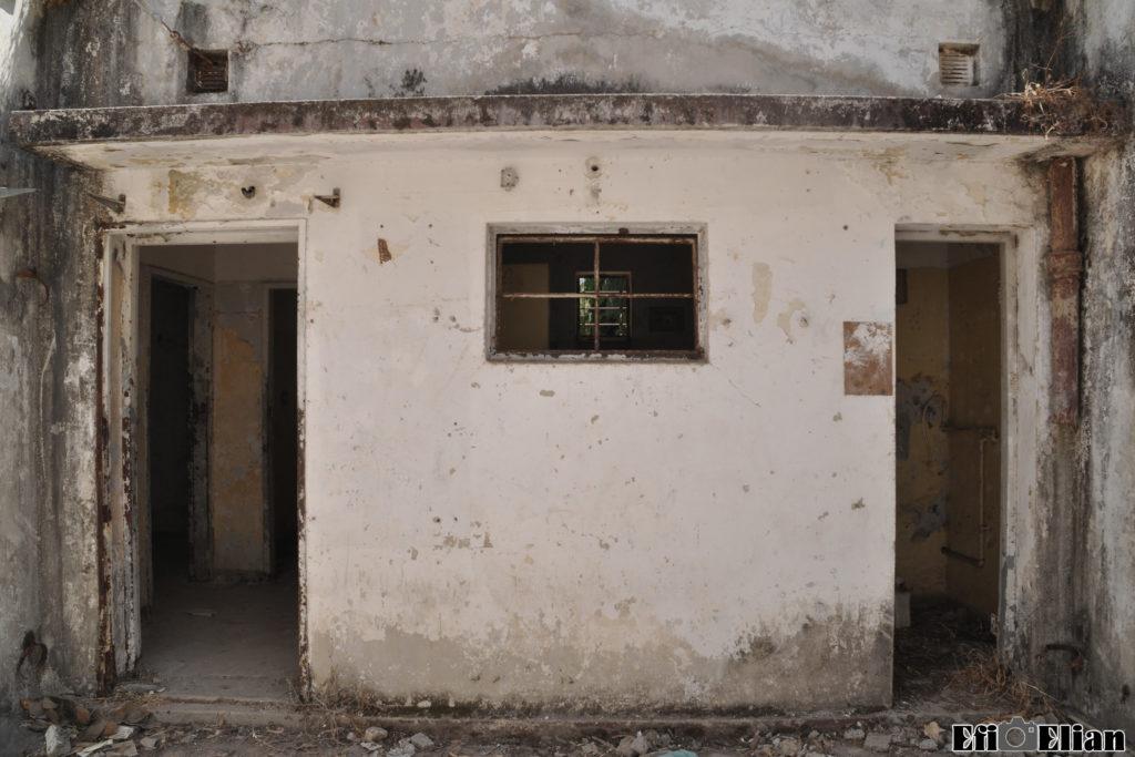 יחידת דור לדוגמה מבניין דרומי משטרת בית גוברין - צילום: אפי אליאן