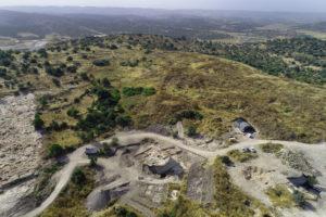 חפירת רשות העתיקות ברמת בית שמש. צילום: אסף פרץ