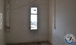 חלון דופן מערבית - משטרת באסה - צילום: אפי אליאן