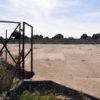שער הכניסה למתקן אספקת המים בהר אגר - צילום: אפי אליאן